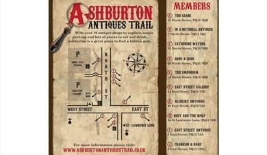 Ashburton Antiques Trail