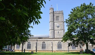 Axminster Church