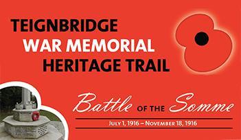 Teignbridge War Memorial Heritage Trail