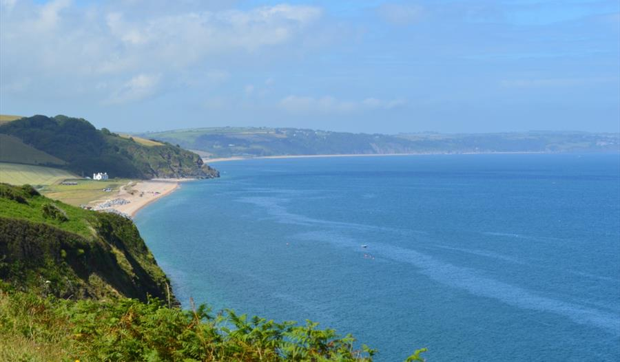 Coast Path Beesands to Hallsands