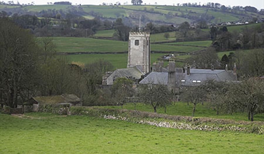 Berry Pomeroy, South Devon