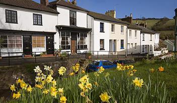 Bishopsteignton, South Devon