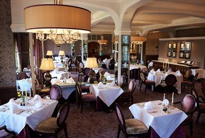 Great Western Restaurant, Bovey Castle