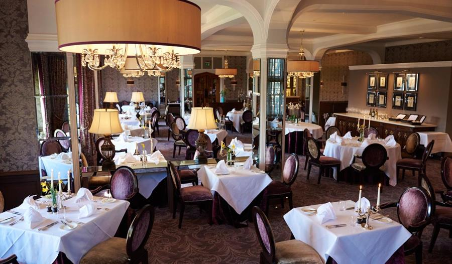Great Western Restaurant, Bovey Castle