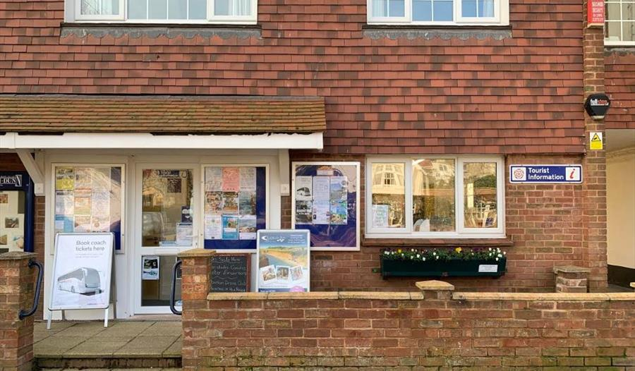 Budleigh Salterton Tourist Information Office