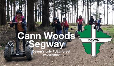 Cann Woods Segway