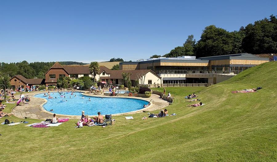 Cofton Holidays - Outdoor Pool