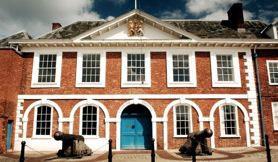 Exeter Custom House (c) Philip Vile Photography