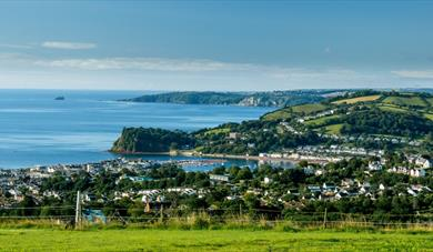 View of Teignmouth