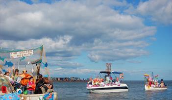 Shaldon Water Carnival