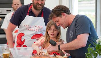 Salcombe Crabfest