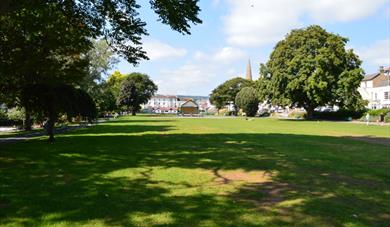 Dawlish The Lawn