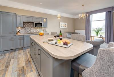Eastdon House Kitchen