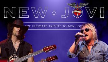 New Jovi, The Ultimate Bon Jovi Tribute live in Brixham