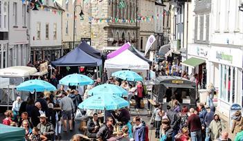Ashburton Food and Drink Festival 2021