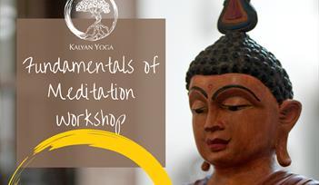 Fundamentals of Meditation Workshop