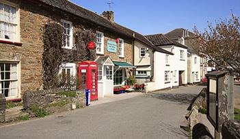 Harbertonford, South Devon