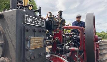 Berrybrook Steam & Classics Experience Days