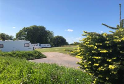 Island Lodge Caravan and Camping Site