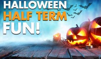 Halloween Half Term Fun, Kents Cavern, Torquay, Devon
