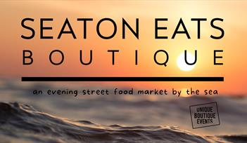 Seaton street food market East Devon