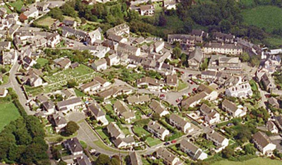 Loddiswell, South Devon
