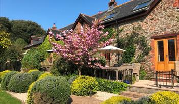 Nethway Farm Holiday Cottages Outside