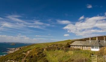 Warren cottage near Noss Mayo, South Devon. Photographer Paul Bullen, Plymouth