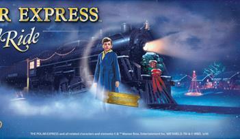 The Polar Express - South Devon Railway