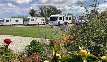 Parkland Caravan and Camping caravans