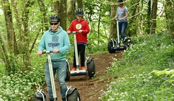 EasiGlide Segway Experience