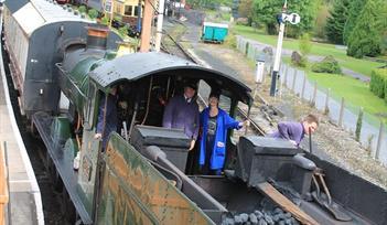 Half Term at South Devon Railway