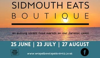 Sidmouth street food Jurassic coast East Devon