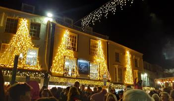 Sidmouth Chamber of Commerce Late Night Shopping  Friday 3rd December 2021