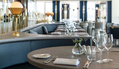 The Trevilder Restaurant Thurlestone Hotel