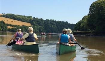 Winding River Canoe