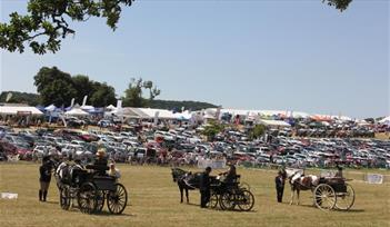 Yealmpton Agricultural Show