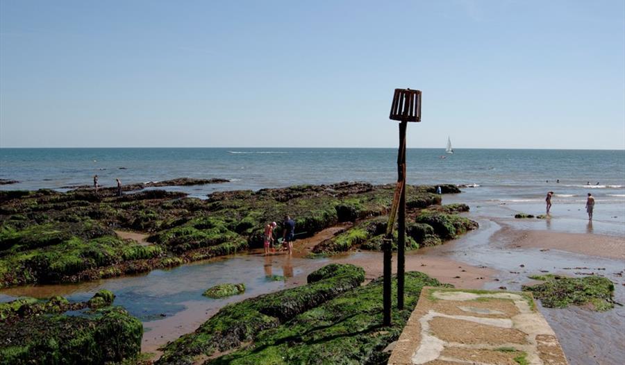 Coryton Cove Beach