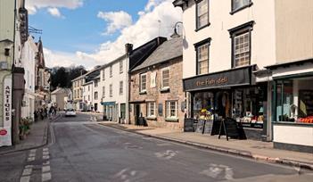 East Street, Ashburton, Dartmoor