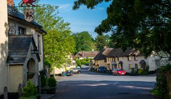 Broadhembury Village