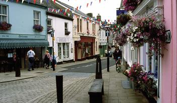 Buckfastleigh, Fore Street