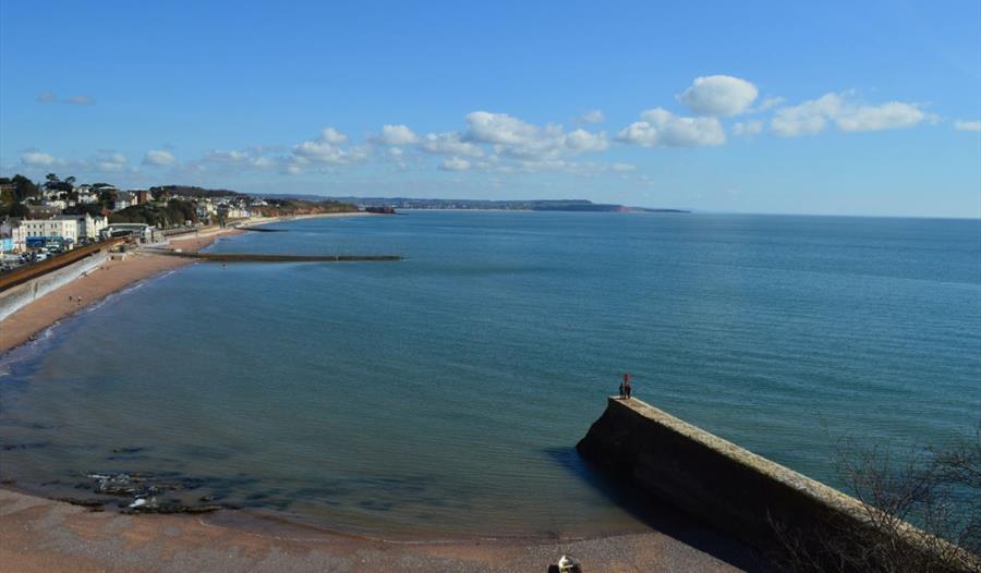 Dawlish Sea Front