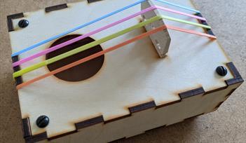 Make a Musical Instrument Workshop