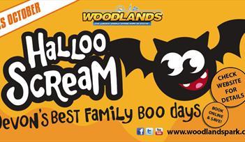 HallooScream at Woodlands