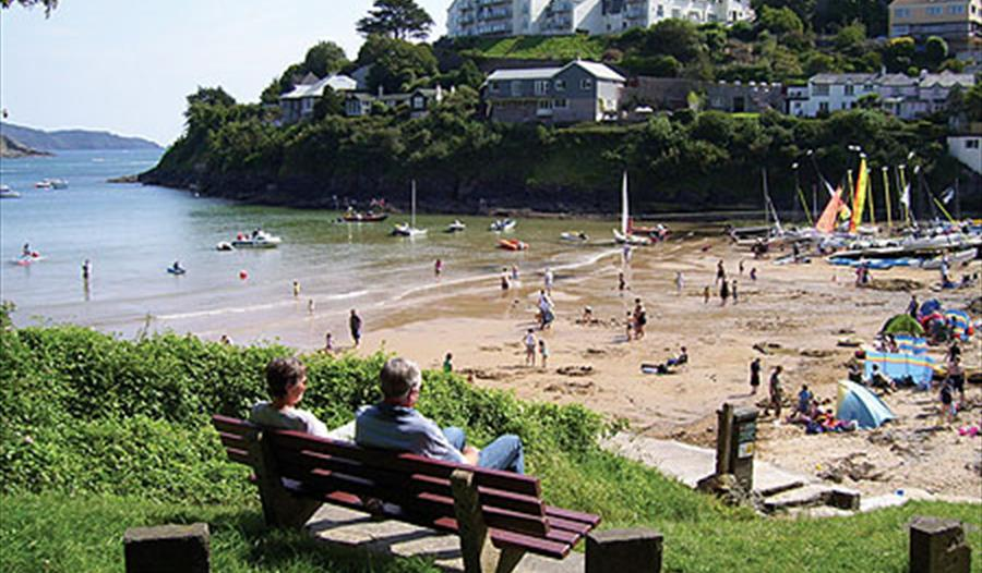 Salcombe South Sands