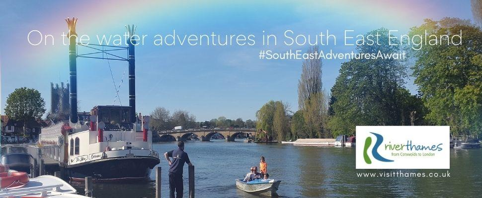 Explore the River Thames | Click for more
