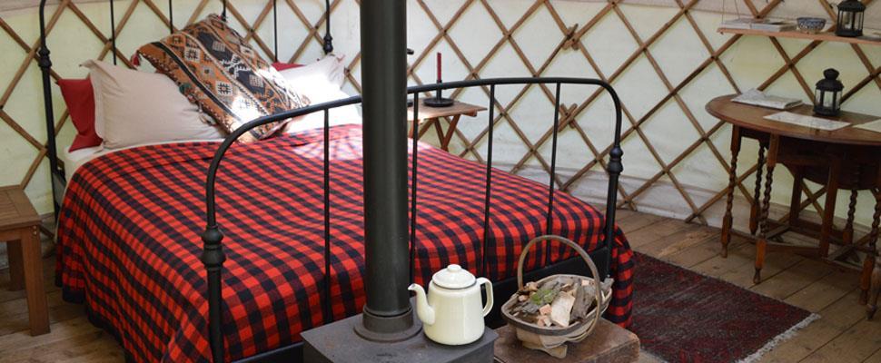 Adhurst Yurts