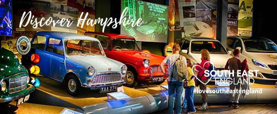 Discover Beaulieu, Home of the National Motor Museum in the heart of the New Forest, Hampshire