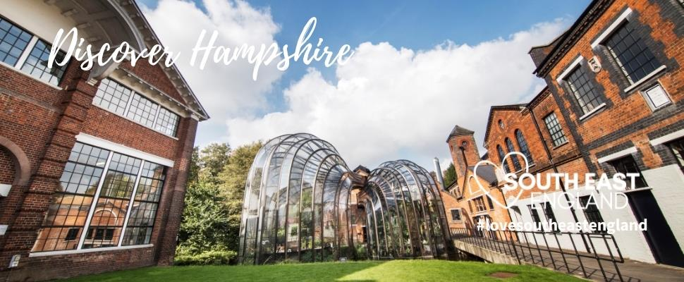 Discover the home of every drop of Bombay Sapphire shipped around the world in the village of Laverstoke, Winchester.