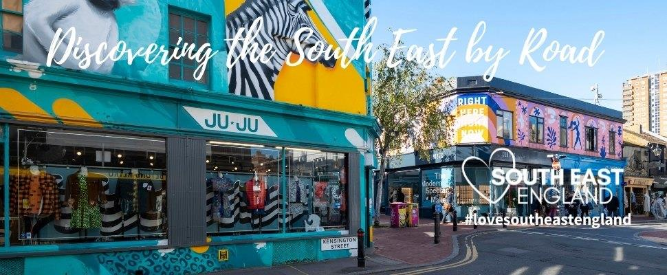 There are some amazing places to visit by car in South East England including cosmopolitan Brighton.  Known as London by the Sea, the coastal road is an ideal place to explore.